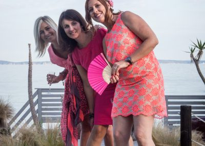 Les filles en rose