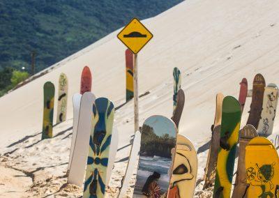 Siriu sand board spot