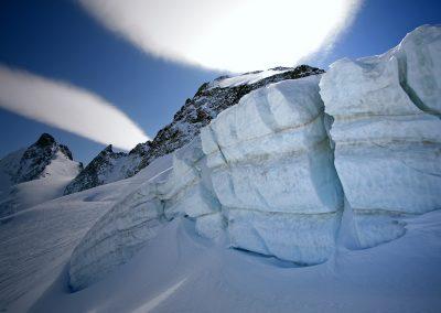 Mountain & Glacier