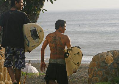 Balian locals