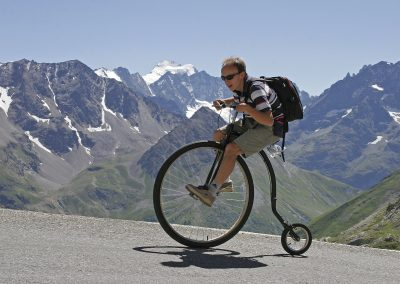 Galibier pass